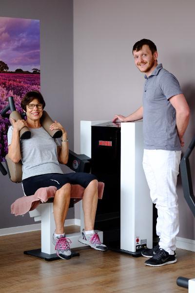 Gesundheitsport im Physio-Zirkel